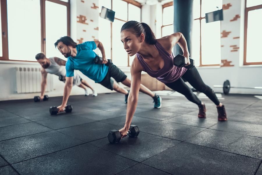Antibacteries®  Fitness